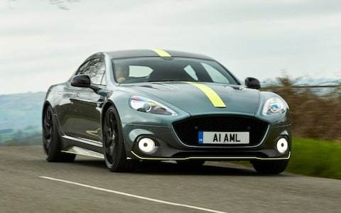Aston Martin Rapide AMR review: a fitting farewell for Aston's mighty V12 engine?