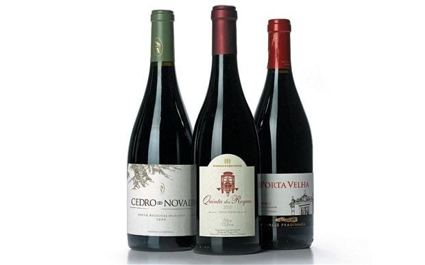 Wine tasting notes: Portuguese reds