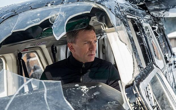 Daniel Craig: 'I would rather slash my wrists than do another Bond film'