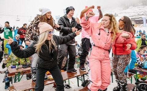 How Snowbombing started the ski festival revolution – and lured a new generation to the slopes