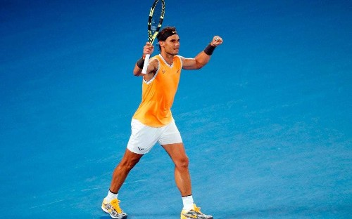 Rafael Nadal makes Australian Open 2019 statement with crushing win over Alex de Minaur