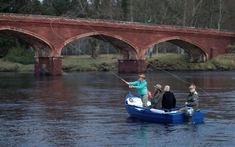 Wild salmon stocks hit 'lowest level' on record after disastrous season on Scotland's prime rivers