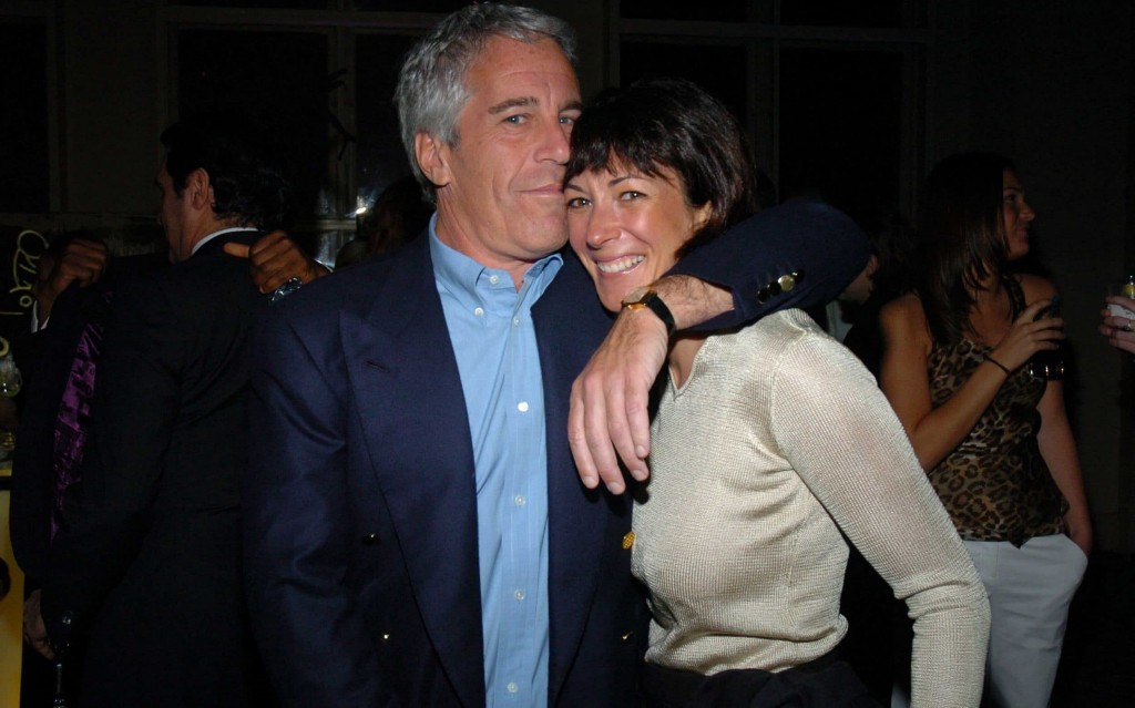 Ghislaine Maxwell accused of sexually assaulting a 16-year-old girl while Jeffrey Epstein watched