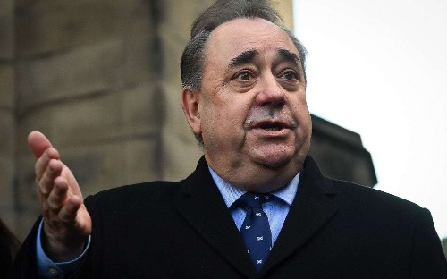 Alex Salmond: Legal bill for botched Scottish Government inquiry will be 'many times' £118,523 declared