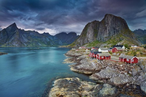 From farm to table in the Norwegian fjords