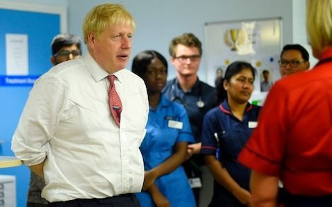 Boris Johnson to double funding for dementia research in hope of finding 'moonshot' cure