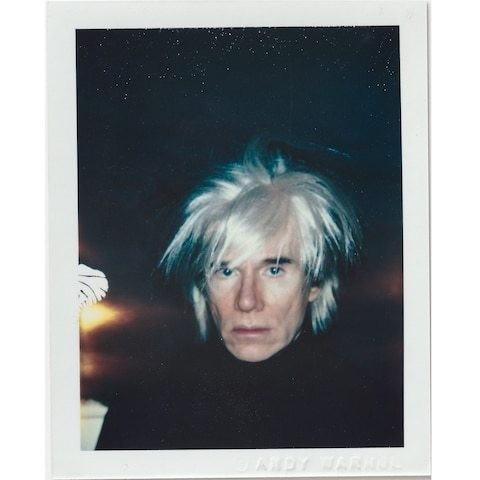 Polaroid art: a chance to own the iconic photographs of Andy Warhol and his contemporary Ulay