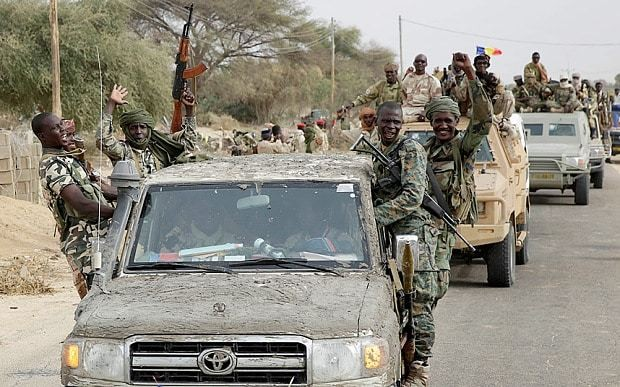Boko Haram loses grip on thousands of square miles of northern Nigeria