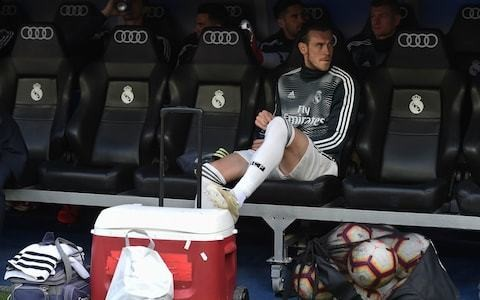 Zinedine Zidane admits Gareth Bale no longer fits in his Real Madrid plans: 'Even if I had a fourth sub I would not have brought him on'