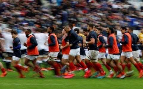 French broadcasting directors should focus more on the rugby and less on trying to win the Palme d'Or at Cannes
