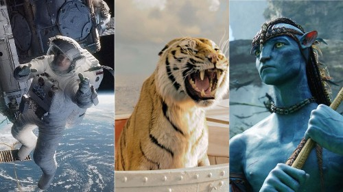5 movies that got 3D right