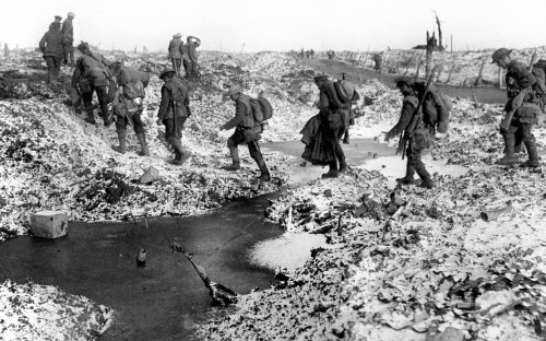 The First World War: a complete timeline