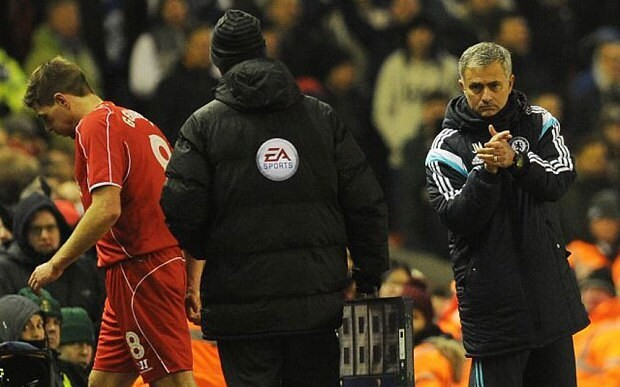 Steven Gerrard shows admirer Mourinho what he could have had with impressive League Cup semi-final display