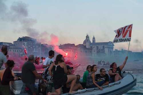 Venice 'on the verge of collapse' as locals battle to save the soul of the city