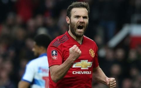 Juan Mata to stay at Manchester United after agreeing contract extension