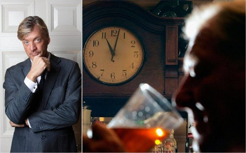 Dear Richard Madeley: 'I've fallen head over heels for a friendly barmaid - but should I ask her out?'