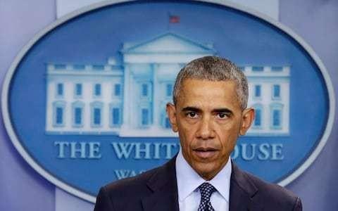 Eleven US congressmen criticise Barack Obama's EU referendum intervention as 'misguided'