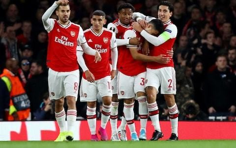 Arsenal vs Vitoria, Europa League 2019-20: What time is kick-off, what TV channel is it on and what is our prediction?