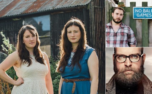 Best Folk Music Albums of 2015
