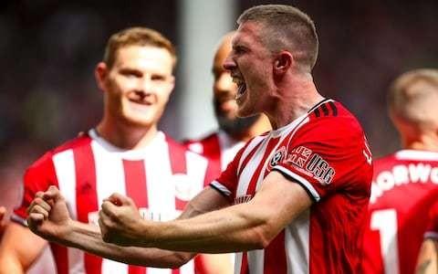 John Lundstram strikes as buoyant Sheffield United sink Crystal Palace to earn first win back in Premier League