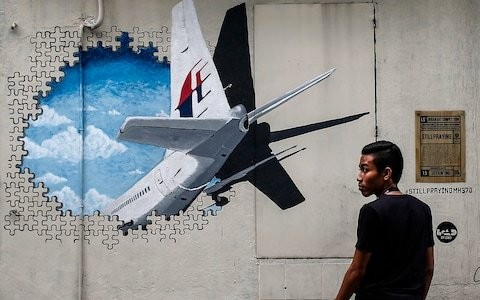 MH370: New report suggests plane dived rapidly and rejects 'controlled descent' theory