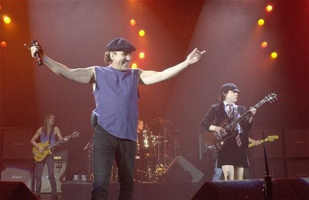 AC/DC: We are not retiring