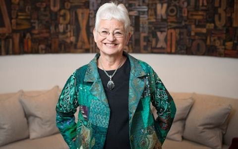 Jacqueline Wilson interview: 'We still have a strange way of putting girls and boys into different slots'