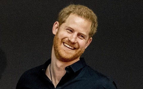 Happy 35th birthday, Prince Harry – you've moved demographic box!