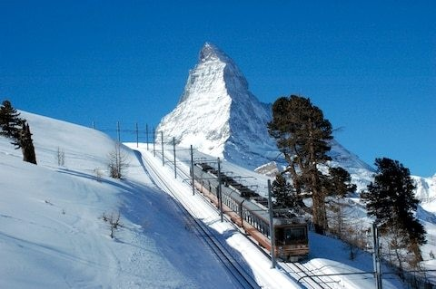 Why skiing in Zermatt's not as expensive as you might think