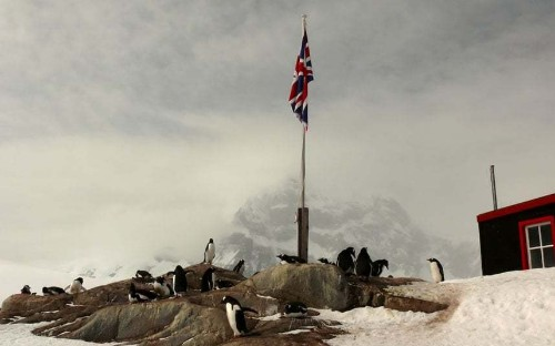 What's left of the British Empire?