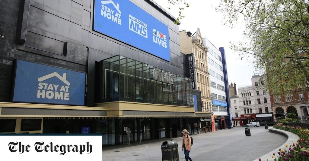 Odeon owner sounds the alarm in wake of closures