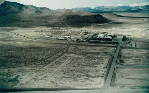 Area 51 and extra-terrestrial life both exist, says head of Nasa