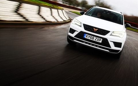 Cupra Ateca review: is this the future of the hot hatch?