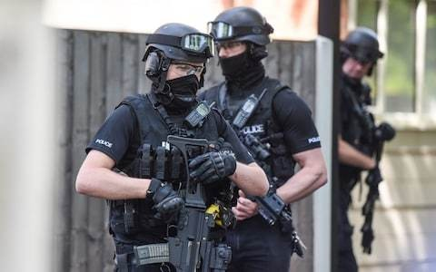 Right-wing extremists included in terror threat level for the first time
