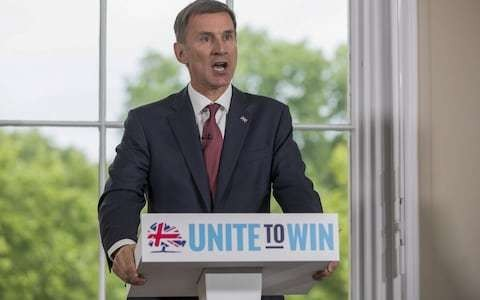 Jeremy Hunt's Tory leadership bid: What does he stand for, who supports him and what are his chances?