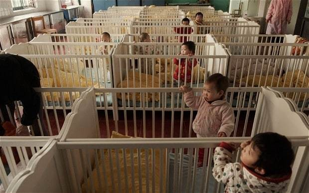 China's city of lost children brings in shelters for abandoned babies