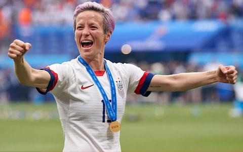 The USA's World Cup stars should be applauded for their activism - they're champions off the field as well as on
