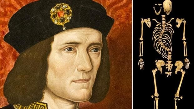 Richard III DNA shows British Royal family may not have royal bloodline