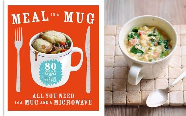 Meal in a mug: the quick, simple, modern way to eat