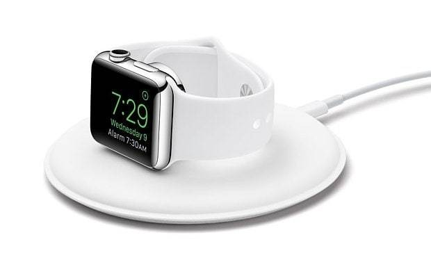 Apple launches Apple Watch magnetic charging dock