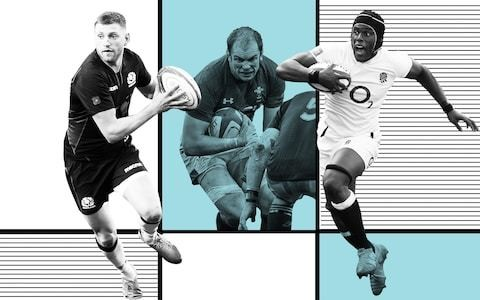 The 100 best rugby players in the world part five: 20-1