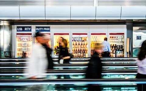 The truth about airport duty free – and why the bargains aren't what they seem