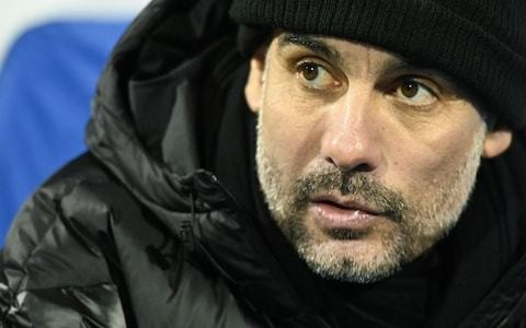 Manchester City's Pep Guardiola denies having contract break clause and re-iterates desire to stay