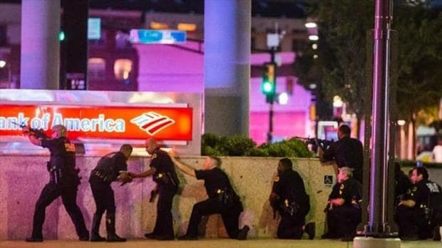 Dallas shooting: A democracy as racist as America will never be at peace