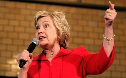 Video shows Hillary Clinton 'lying for 13 minutes'