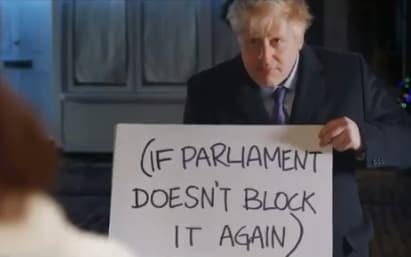 Boris Johnson needs a big Conservative majority, actually