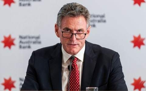 RBS chief Ross McEwan tapped to run National Australia Bank