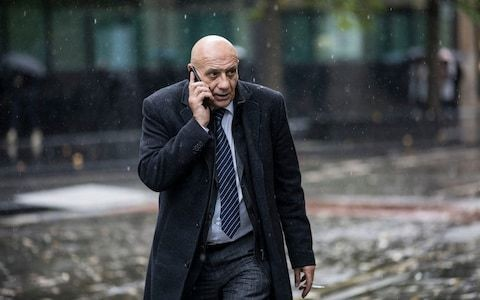 Football manager had no paperwork to explain £5,000 payment to agent, court hears