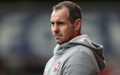 Ian Watson accuses referee of 'ruining' game as Salford fall to Leeds