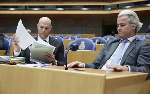 Dutch former anti-Islam MP says he's become a Muslim